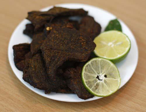 Thịt bò khô Hàng Giấy