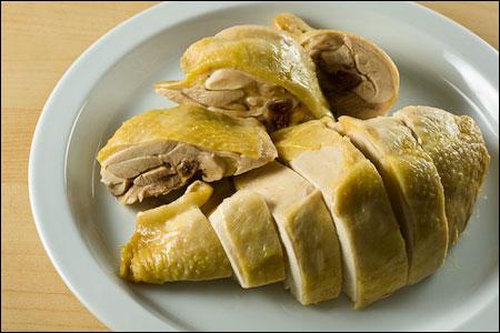 Những món ăn tuyệt đối không ăn chung với thịt gà