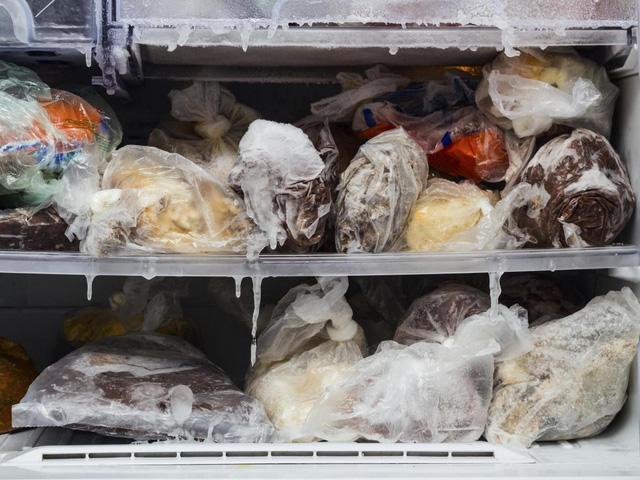 Trữ đông thực phẩm như thế nào đúng cách?