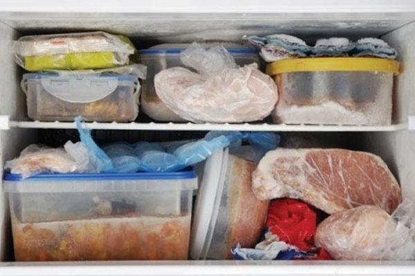 Mẹo trữ đông thực phẩm an toàn cho gia đình