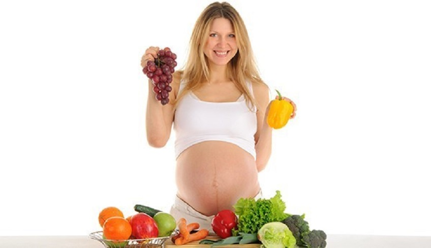 Những điều cần biết về thực phẩm ngày tết cho bà bầu
