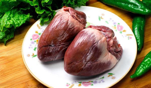 Sử dụng tim lợn như thế nào đúng cách?