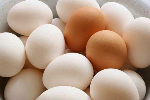 Mẹo phân biệt trứng gà tẩy trắng và trứng gà ta