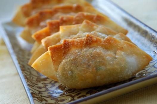 Công thức làm bánh xếp Hàn Quốc ngon giòn mê ly