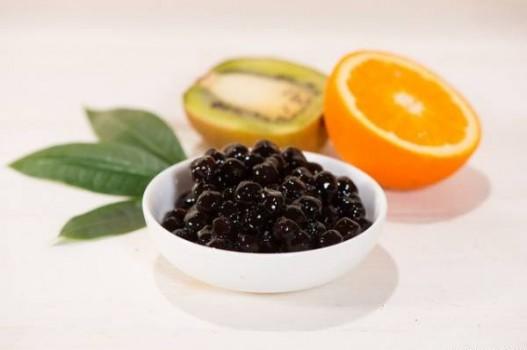 Tự vào bếp làm trân châu đen cho các món tráng miệng thêm phần hấp dẫn