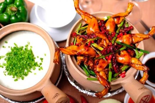 Hé lộ cách nấu cháo ếch Singapore đúng chuẩn nhà hàng