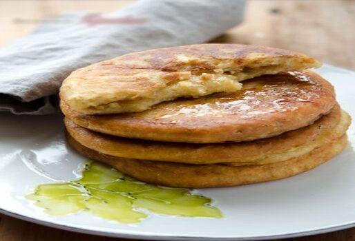 Hotteok - bánh rán nhân ngọt kiểu Hàn