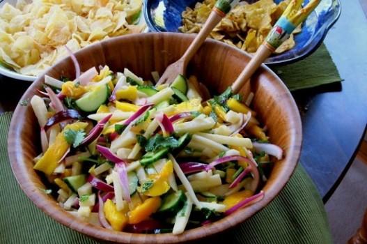 Bí quyết làm nộm củ đậu giòn ngon, thanh mát, thích hợp trong bữa cơm ngày hè