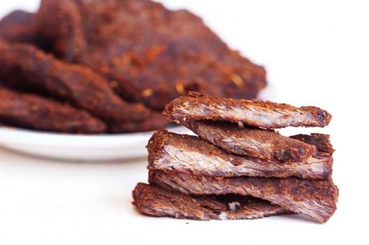 Làm thịt bò khô bằng nồi cơm điện