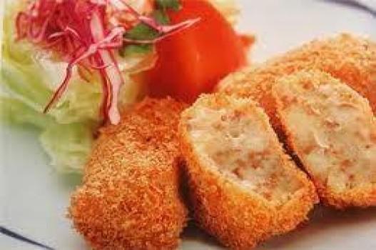 Korokke - Bánh khoai tây Nhật Bản