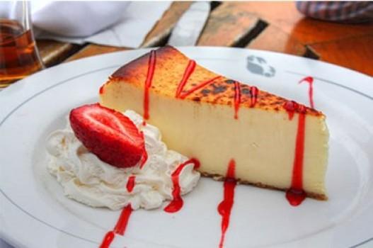 Bánh cheesecake giả từ đậu phụ