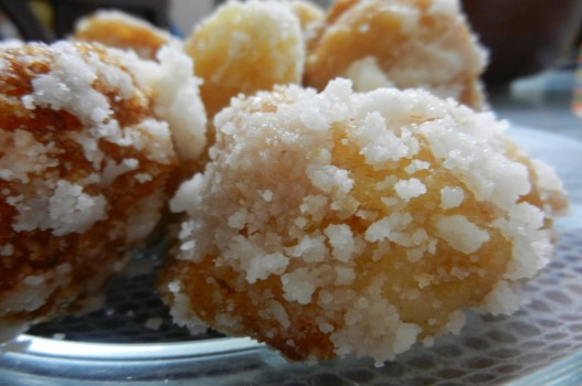 Bánh rán đường