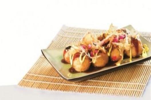 Takoyaki - bánh khọt Nhật Bản