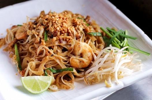 Pad Thai - Mỳ chũ xào chua cay