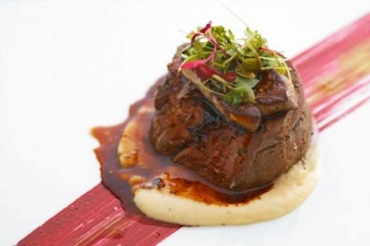 Thịt bò nướng ngũ vị