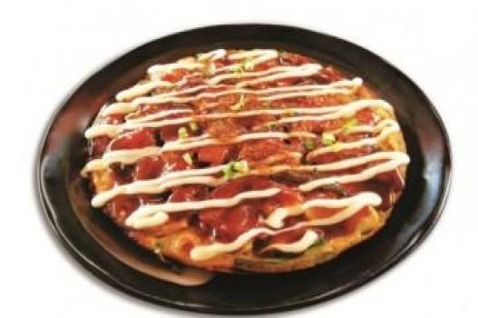 Okonomiyaki - bánh xèo Nhật Bản