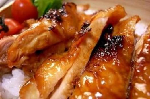 Tết ăn gà – Gà Teriyaki